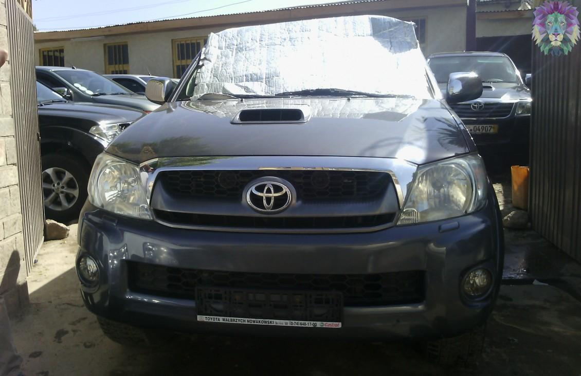 Toyota Hilux 2012 » Mekinaye: Buy, Sell or Rent Cars in ...
