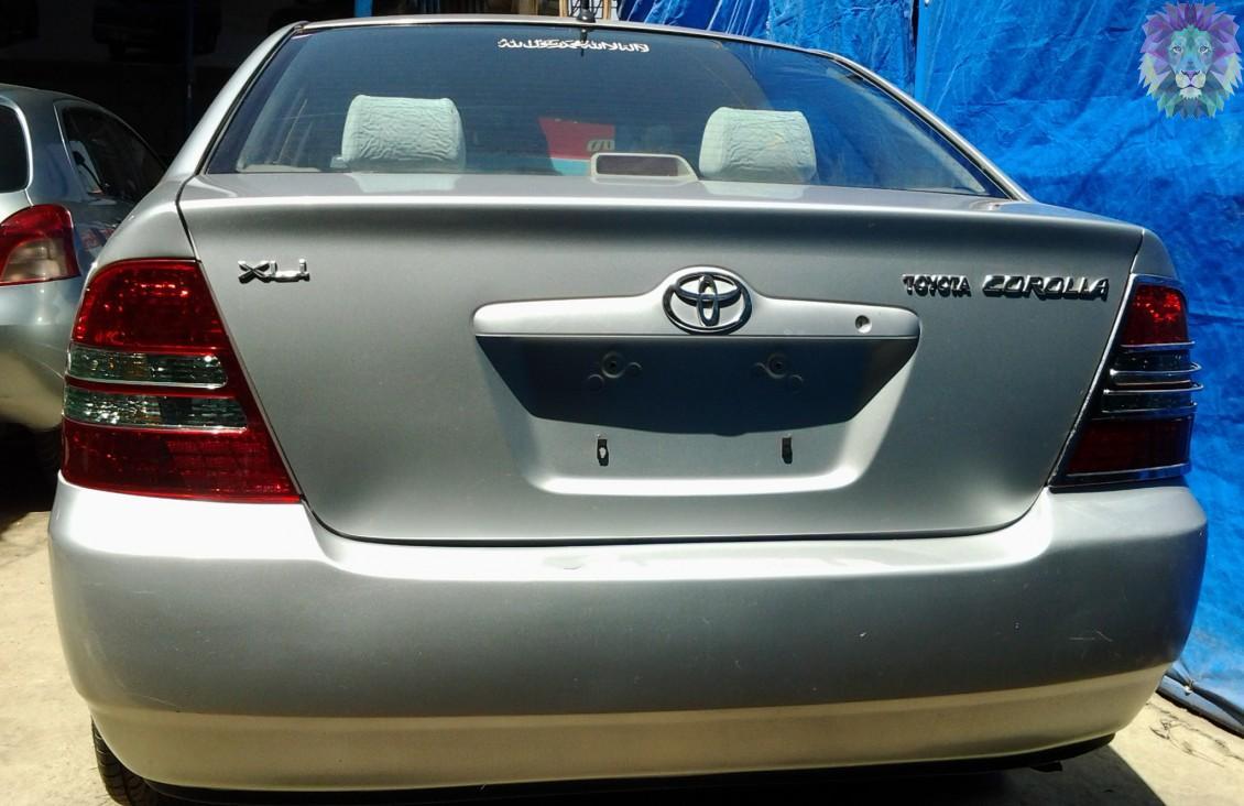 Used Toyota Corolla For Sale >> Toyota Corolla XLi 2003 » Mekinaye: Buy, Sell or Rent Cars ...