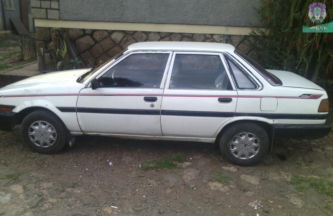 Toyota Corolla 1984 » Mekinaye: Buy, Sell or Rent Cars in Ethiopia