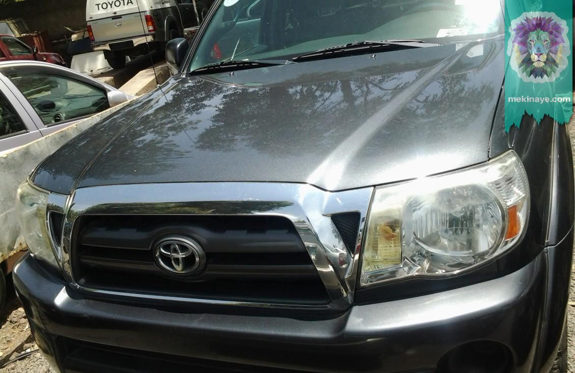 Toyota Tacoma 2008 » Mekinaye: Buy, Sell or Rent Cars in Ethiopia