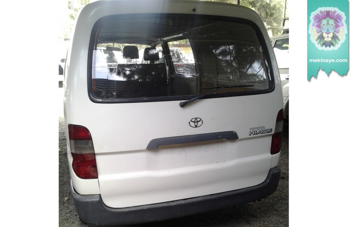 a593dd0f37 Toyota Hiace 2004 » Mekinaye  Buy